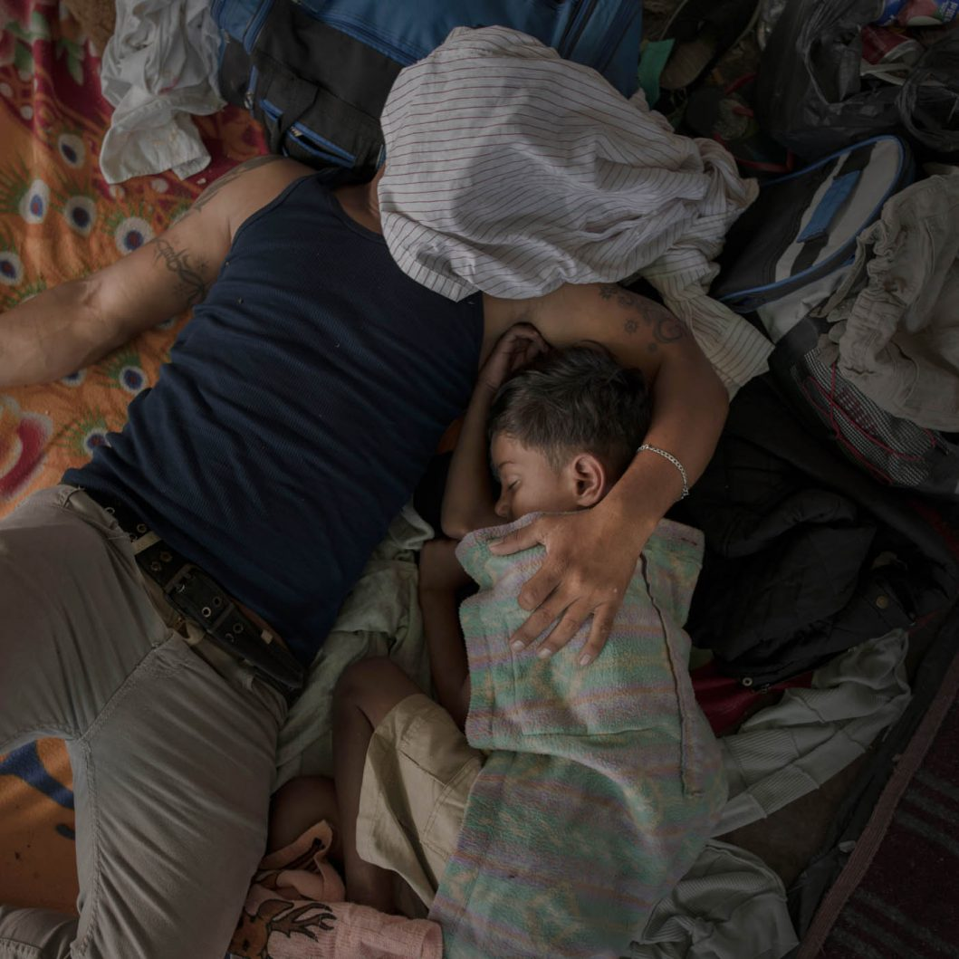 Το φωτογραφικό project του Nikon Ambassador Pieter Ten Hoopen για την παγκόσμια προσφυγική κρίση